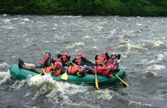 Rafting Mattawin