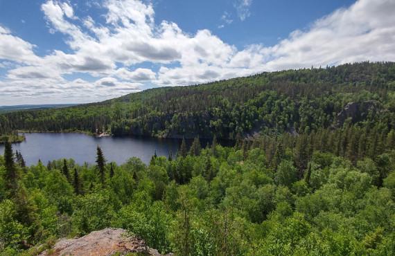 Parc national d'Aiguebelle - © WikiMédia, Félix Gaudreault