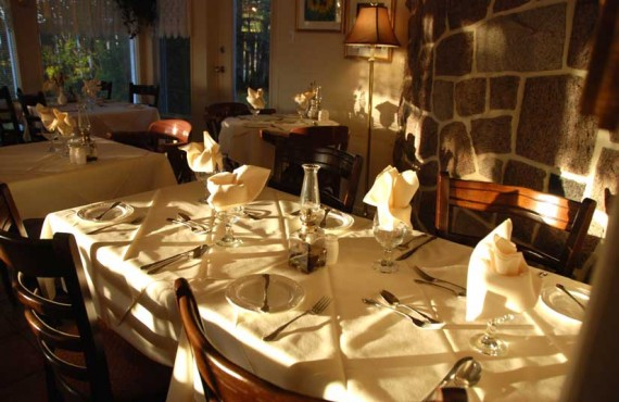 Auberge La Rosepierre - Salle à manger