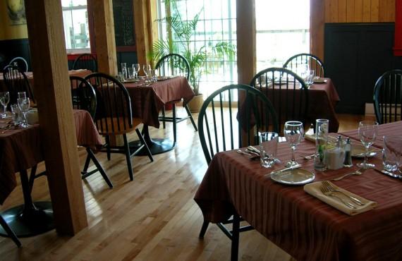 Auberge Le Vieux Presbytère - Restaurant