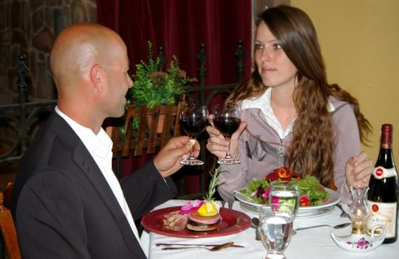 Auberge Beauséjour - Restaurant Fourchette Bleue