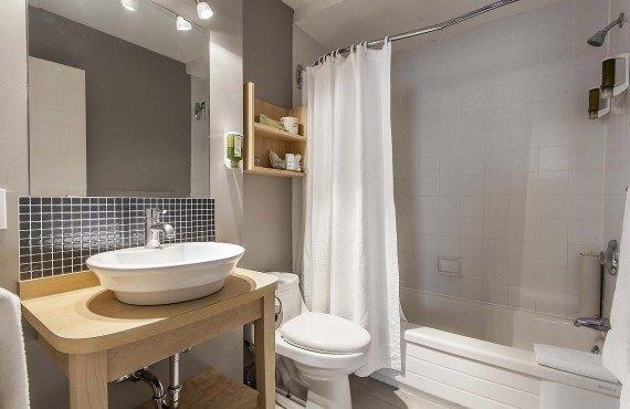 Auberge de  la fontaine - Salle de bain
