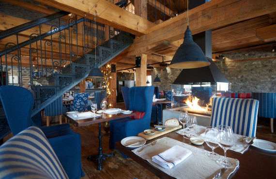 Chez Muffy - restaurant