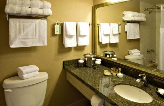Best Western Sands Vancouver - Salle de bain