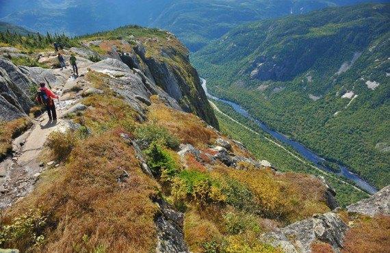 Randonnée pédestre - Parc des Hautes-Gorges