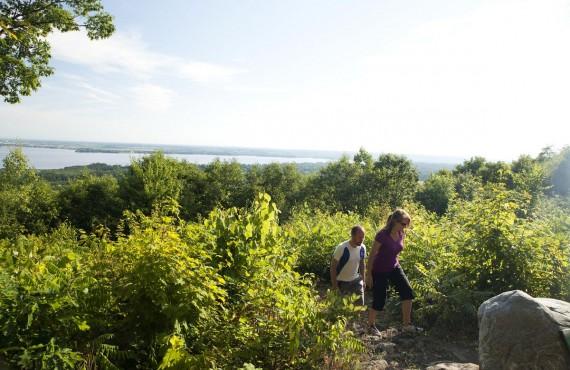 Hiking trails, Oka Park
