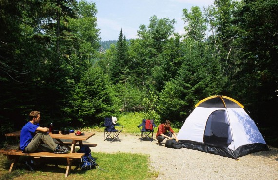 Camping du parc Saguenay