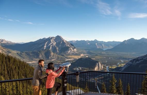 Parc national de Banff, AB
