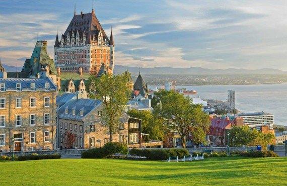 Château Frontenac - Ville de Québec