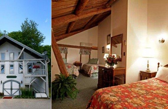 Christmas Farm Inn - The Barn