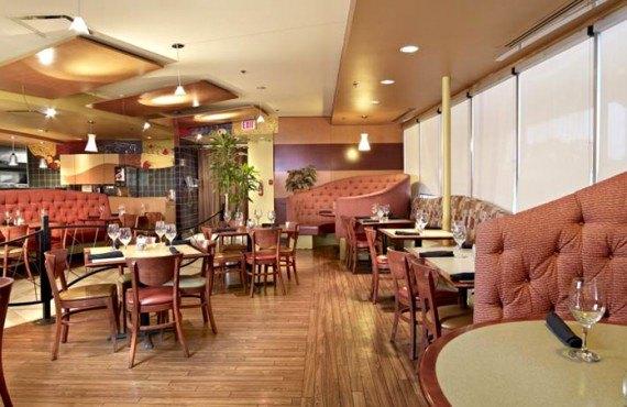 Clarion Inn Calgary Airport - Restaurant