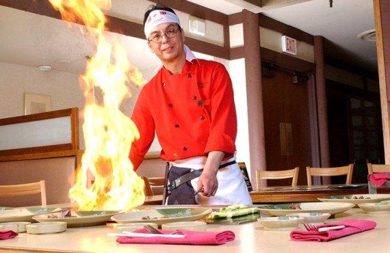 Coast Inn of the North - Restaurant Shogun