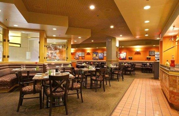 Hôtel Coast Plaza - The Brasserie