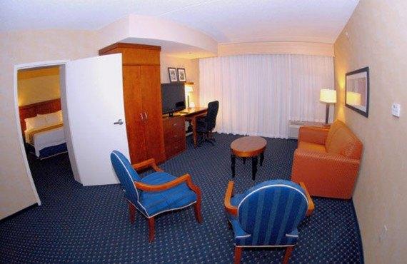 Courtyard by Marriott Gettysburg - Suite