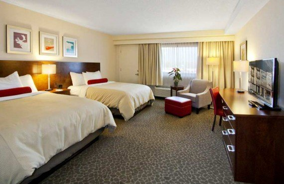 Crimson Jasper - Double bed room