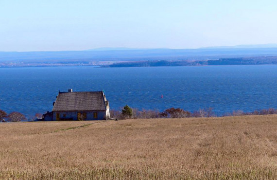 St. Lawrence River view