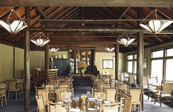 Deer Lodge - Restaurant Mount Fairview