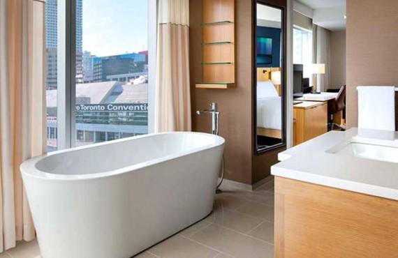 Delta Toronto - Salle de bain