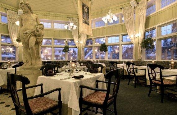 Fairmont Banff Springs Hotel - Castello Ristorante