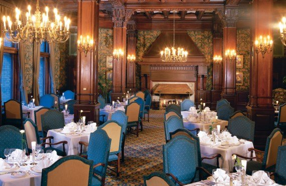 Fairmont Empress Victoria - Empress Restaurant