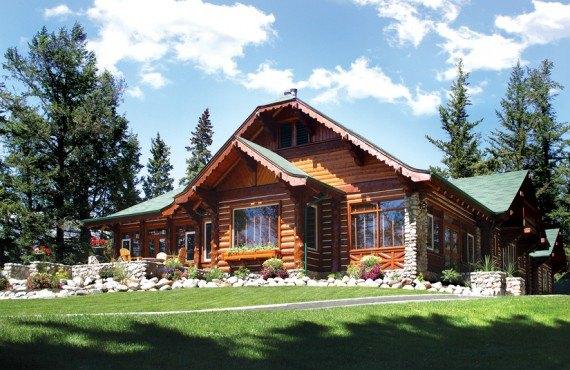 Fairmont Jasper Park Lodge - Signature Cabin