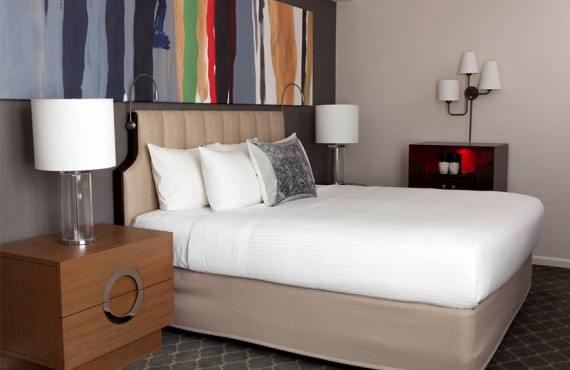 Fifty NYC - an Affinia hotel - Chambre lit King