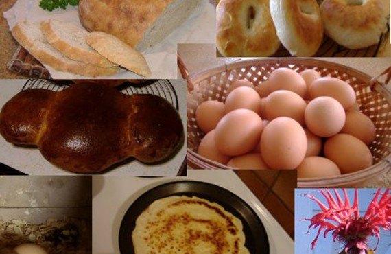 Gîte Domaine du Perchoir - Petit-déjeuner