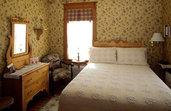 Gîte Le Poirier - Chambre