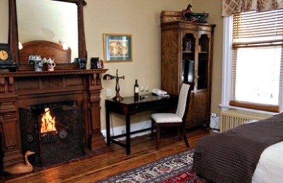 Gîte McGee's Inn - Chambre