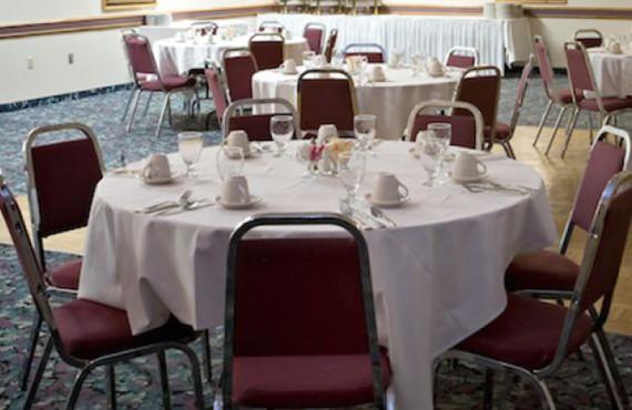 Heritage Inn Hotel - Salle de réception