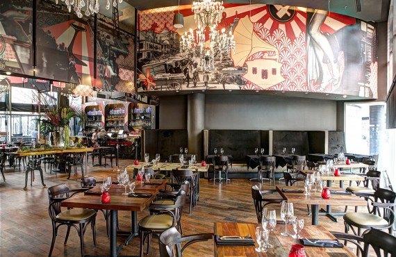 Hôtel 10 - Restaurant