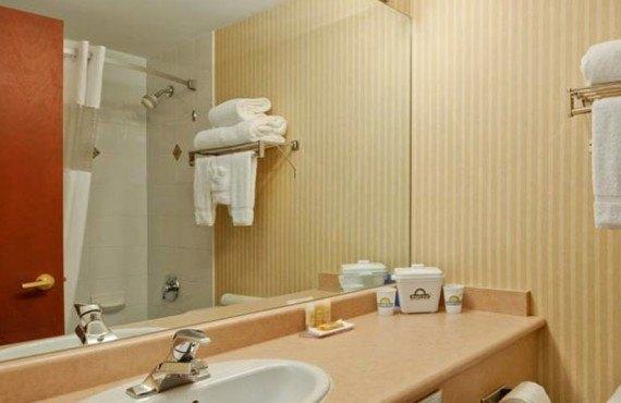 Hôtel Days Inn - Salle de bain