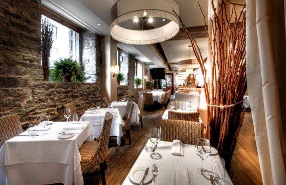 Hôtel Place d'Armes - Restaurant