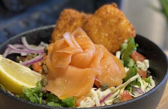 Salade - La Croquée