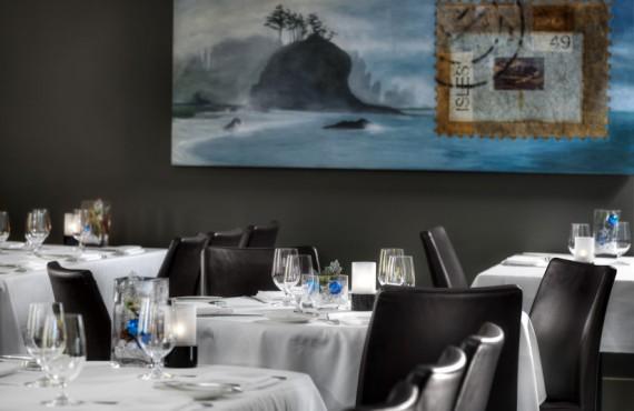 Kensington Riverside Inn - Salle à manger