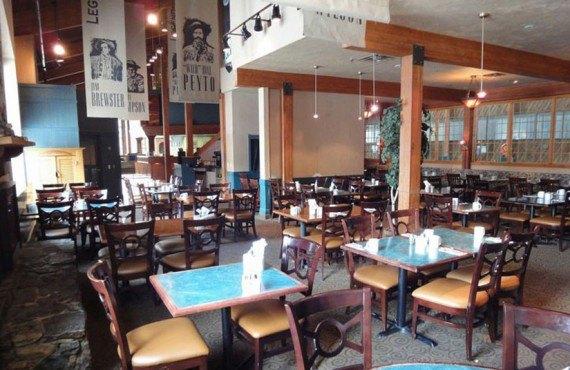 Lake Louise Inn - Legends Restaurant