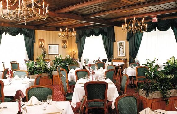 Hôtel Le Manoir - Salle à manger