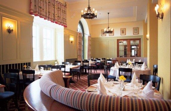 Fairmont Manoir Richelieu - Restaurant le St-Laurent