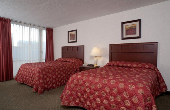 Midtown Hotel - Chambre 2 lits