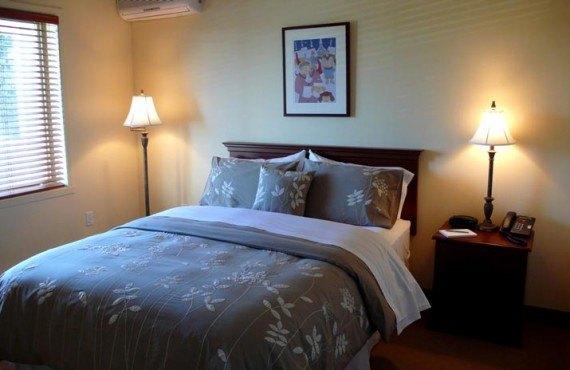 Auberge du Mont Orford - chambre-suite