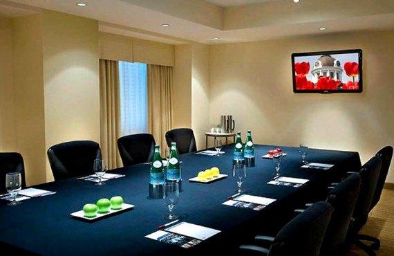 Residence Inn Marriott Kingston - Salle de réunion