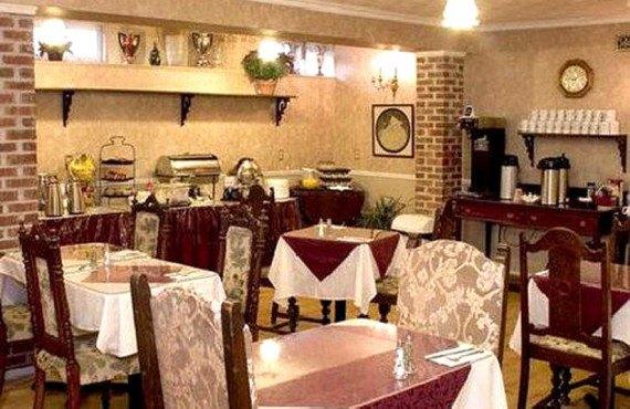 The Waverley Inn - Salle du Petit-déjeuner