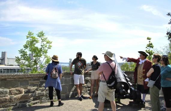 Tour guidé ville de Québec