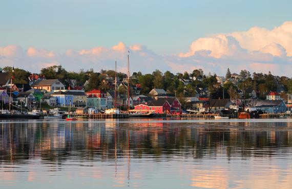 Lunenburg, Nouvelle-Écosse