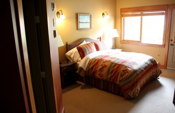 Vagabond Lodge - Chambre