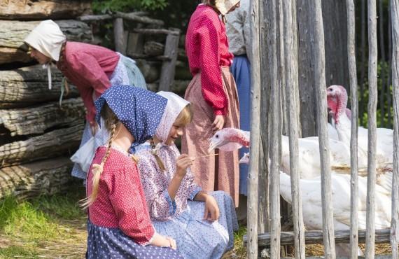 Historic Acadian Village, NB