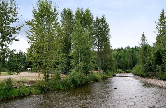 Camping Wells Gray Golf RV park