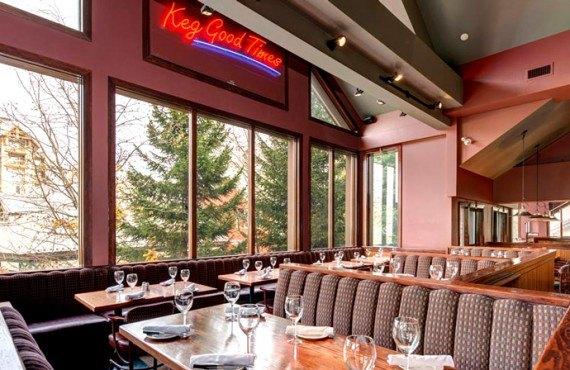 Whistler Village Inn - Keg Steakhouse and Bar