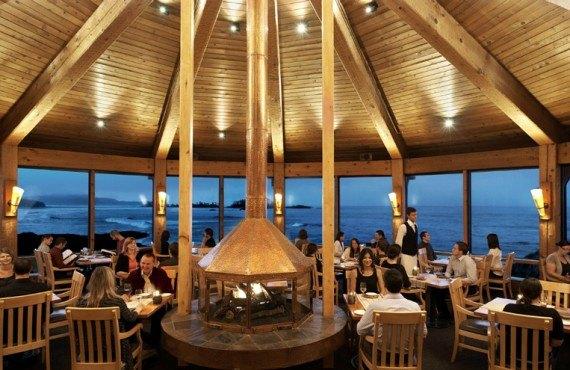 Wickanninnish Inn - The Pointe Restaurant