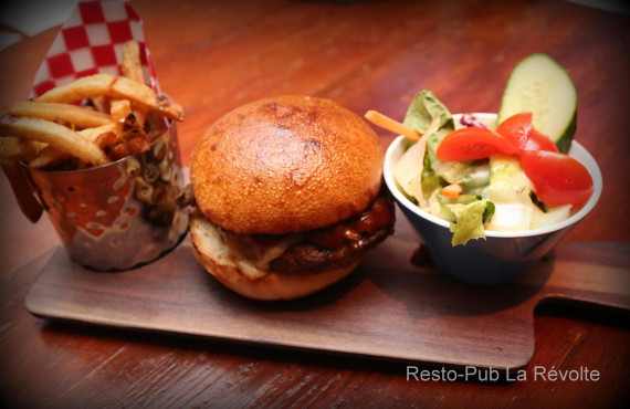 Burger - Resto La Révolte